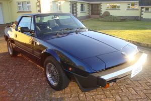 FIAT X1/9 Bertone Grand Finale, (700 miles only ) Brand new.