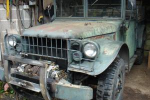 dodge m37 military vehicle classic car