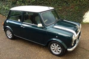 Rover Mini Cooper 1.3i 1999 Fully restored