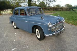 1955 Hillman Minx Deluxe (Credit/Debit Cards & Delivery)