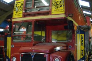 Routemaster bus AEC Photo