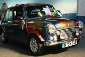 1995 Classic Rover Mini Cooper 1.3 SPI Custom Show Car