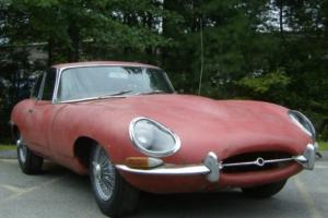 Jaguar e type 1962, RARE early E type, 2 owners since new, fairly priced