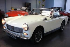 MG Midget 1275cc Sports convertible Photo