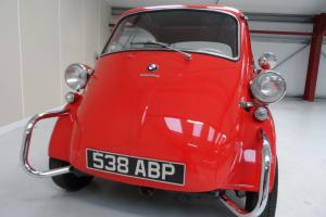 1960 BMW ISETTA IMMACULATE FULLY RESTORED CONDITION 298cc