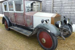 Rolls Royce 20hp Limousine - 1928 - Unrestored - Tax & Mot - GWL22 -