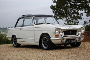1967 Triumph Vitesse 2 Ltr **NO RESERVE** £1 start! Photo