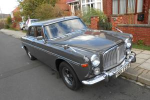 Rover P5B 1968 3.5 Litre V8 Photo