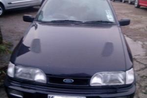1992 FORD SIERRA SAPPHIRE COSWORTH BLACK Photo