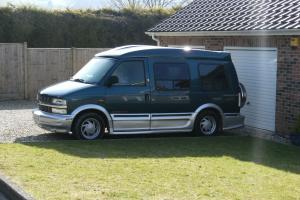 Chevrolet Astro GMC Safari Dayvan