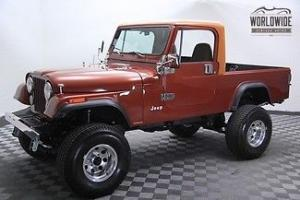 Jeep : CJ FRAME OFF RESTORATION