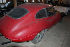 E-Type Jaguar 1967 4.2 2