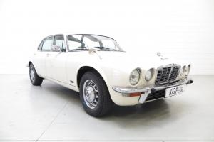 An Opulent Jaguar XJ6L Series 2 in a Remarkable Unmolested, Original Condition