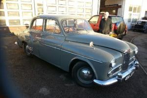HUMBER HAWK MK6A, 1956 VERY RARE CAR