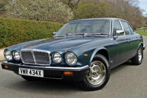 1981 Jaguar 4.2 XJ6 Automatic Saloon Series 3 - 14,000 MILES FROM NEW Photo