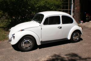 Volkswagen 1500 Beetle Classic 1969 2D Sedan 4 SP Manual 1 5L Carb in Sydney, NSW