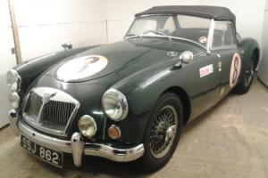 MG MGA Roadster 1960 RHD