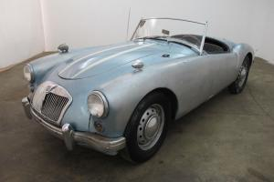 Mga 1960, excellent project, side curtains, low price!!