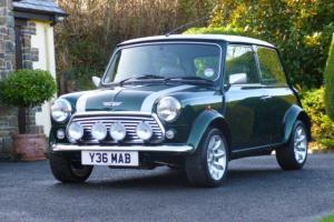 2001 Rover Mini Cooper Sport On 18600 Miles From New!!