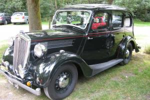 1947 WOLSELEY 12/48 SERIES 3 Photo