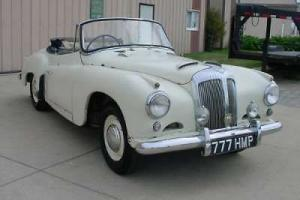 Daimler DJ 255 New Drophead Coupe