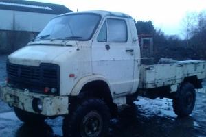 REYNOLDS BOUGHTON - RB44 - 4X4 - RUNNING ORDER - LOADS OF SPARES - BUILT IN 2002