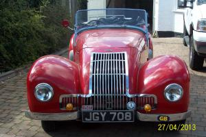 1947 Allard 'L' Type 4 seat Tourer Photo