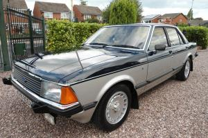 1979 FORD GRANADA SAPPHIRE 2.8 GHIA,1-OWNER FROM NEW,GENUINE 27,000 MILES,RARE