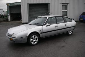 1986 CITROEN CX 25 GTi TURBO ~ Only 3 Owners