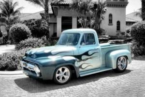 Ford : F-100 2 door lowered Pickup