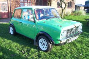 Classic 1971 Mini Clubman Rally Car 1275 Race Hillclimb etc Photo