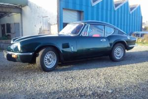 Triumph GT6, Mk3 classic 2 seater coupe Photo