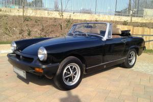 MG Midget 1500 ( black )  Photo
