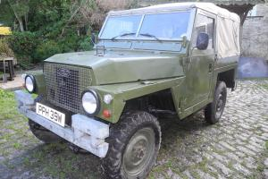 Landrover lightweight series 3
