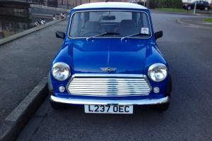 Classic rover mini sprite 1994 fully restored
