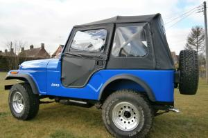 1979 Jeep CJ5 Renegade Photo