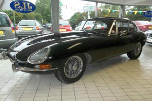 1966 JAGUAR 'E' TYPE SERIES 1 4.2 MANUAL