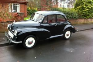 MORRIS MINOR 1000 1962. SALE OR PART EX CONSIDERED