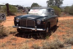 Rover P5 Sedan Complete CAR Ready FOR Restoration 6 Cylinder Auto in Northern Territory , NT
