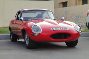Jaguar E Type Series 1 Fixed Head Coupe 1964