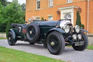 1934 Bentley Petersen 'Speed Eight' Le Mans For Sale Photo