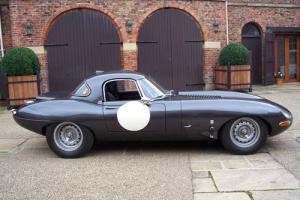 Jaguar E type 3.8 Lightweight Roadster - Fast Road / Track Photo