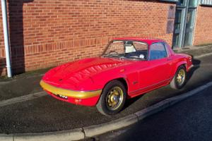 1969 Lotus Elan S4 'SE' (simply stunning) flawless paintwork, well cared for