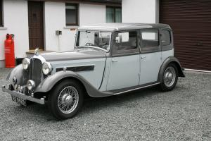 1935 rover 14 p2 classic car Photo