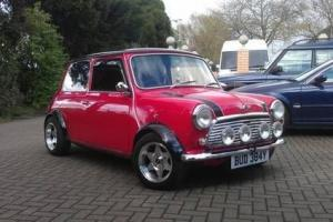 mini classic 1982 fully restored