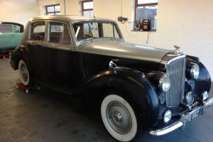 1954 Bentley R Type Barn Find
