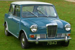 1965 Riley Elf MK 2 Saloon