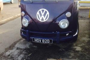 vw splitscreen crewcab,pick up, T25, T2, BAY ,