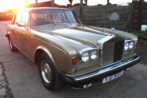 1978 Rolls Royce Silver Shadow 11
