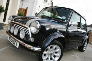 2001 ROVER MINI CLASSIC COOPER S500 MULTI-COLOURED